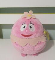 Ty Beanie Ballz Foofa Yo Gabba Gabba Plush Pink Character Toy 13cm