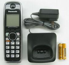 Panasonic KX-TGA410B Extra Handset for KX-TG7622 KX-TG7623 KX-TG7624SK KX-TG7642