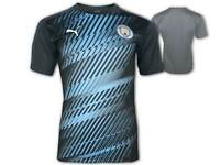 Puma Manchester City Stadium Jersey MCFC Aufwärm Trikot Man City Shirt Gr.S-XXL