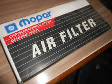 NOS Mopar Chrysler Dodge OEM Air Filter  87-01 Jeep® Cherokee XJ with 53004383
