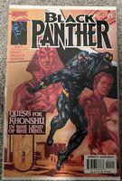 Black Panther (Vol. 2) #21 Marvel Comic Book 2000