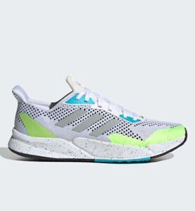 Adidas X9000L2 men's sneakers running shoes cloud white/matte silver/core black