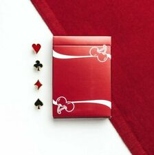 Cherry Casino Reno Red Deck of Playing Cards USPCC Custom Limited Made in USA