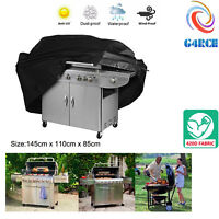 Large BBQ Cover Waterproof Barbecue Cover Garden Patio Grill Protector UK STOCK