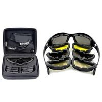 Daisy C5 Polarized Army Goggles Sunglasses Men Military Tactical War Sun Glasses