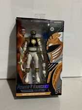 MMPR Lightning Collection Spectrum WHITE POWER RANGERS figure Target Exclusive