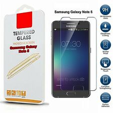 Tempered Glass Screen Protector For Samsung Galaxy Note 5