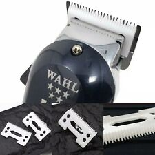 WAHL REPLACEMENT CERAMIC CLIPPER BLADE SUPER TAPER SENIOR MAGIC STAGGER MOD