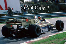 Thierry Boutsen Arrows A7 Portugal Grand Prix 1984 Photograph