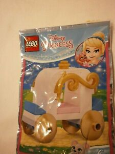 disney lego cinderellas mouse carriage 302107 age  6+
