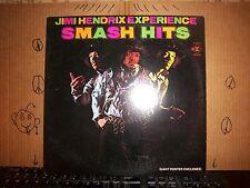 Jimi Hendrix Smash Hits Record LP Album Excellent Con! (484) Very Clean!