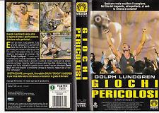 Giochi pericolosi (1994) VHS