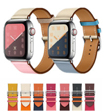 Leather Band Strap Her me Belt Single Tour for Apple Watch Series 5 4 3 2 1