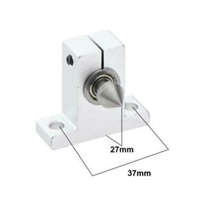 Lathe Tailstock Power Tool Multifunction Rotary Woodworking With Thimble Drill