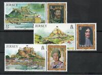 JERSEY 2004 A PECULIAR OF THE CROWN  SG,1151-1156 U/MINT LOT R1873