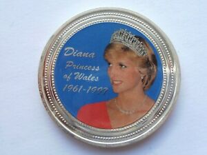 1961-1997 - Diana Princess of Wale commemorative - 38mm - very collectable