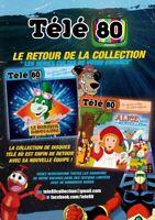 pack 2 cd TELE 80 : DENVER LE  DERNIER DINOSAURE / ALICE AU PAYS DES MERVEILLES
