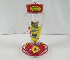 New Stokes Select 38135 Royal Hummingbird Feeder - 31 Oz Nectar Capacity