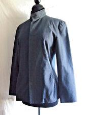 Yohji Yamamoto dark gray lightweight jacket size 42 circa 2000