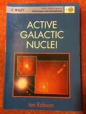 Active Galactic Nuclei by Ian Robson (Paperback, 1996)