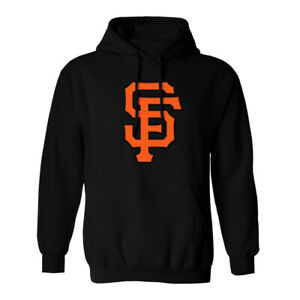 San Francisco Giants Hoodie Hooded Sweat Shirt SF Sweatshirt Sweater Adult