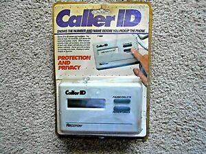 Recoton Caller ID Caller Identification System #T1020