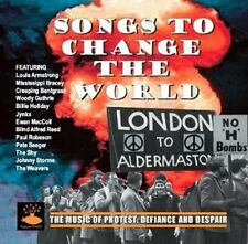 Songs To Change The World - Superb protest music collection