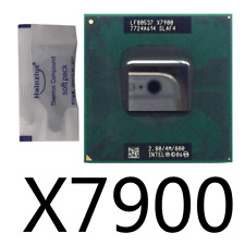 Intel Core 2 Extreme X7900 SLAF4 2.8GHz 800MHz Mobile CPU Processor