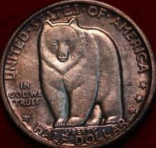Uncirculated 1936-S San Francisco Mint Bay Bridge Silver Comm Half Dollar
