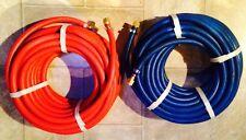 Di ossigeno/acetilene/Tubo Del Gas 3/8 BSP Dado & 3/8 BSP HCV/20MTR di lunghezza/foro 10 mm