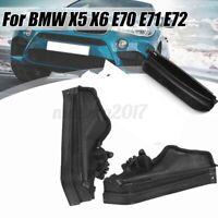Motorraum Trennwand Verkleidung Abdeckung für BMW X5 X6 51717169420 51717169421