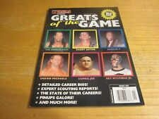 Pro Wrestling Illustrated January 2009 Magazine Greats of the Game Undertaker