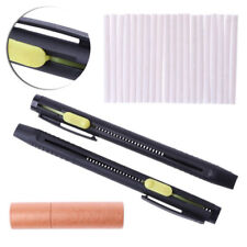 Tailor Chalk Pencil Sewing Dressmakers Invisible Marking Chalk Craft Set Tool