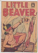 Australian Western Comic: Little Beaver #20 Page Publications 1968