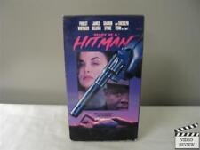 Diary of a Hitman (VHS, 1992) Forest Whitaker James Belushi Sharon Stone
