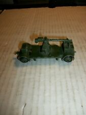 Vintage Dinky Toys Diecast ANTI-AIRCRAFT GUN #161B