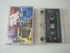 PAUL WELLER THE CHANGINGMAN CASSETTE TAPE 4 TRACK SINGLE GO! DISCS UK 1995