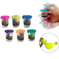 Magic slime make80ml glitter shake diy slime kit with slime box just add waterVU
