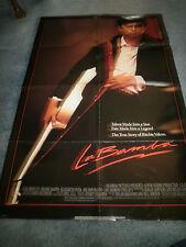 LA BAMBA(1987)LOU DIAMOND PHILLIPS ORIGINAL ONE SHEET POSTER+