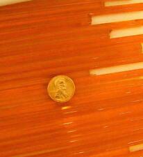 1lb Devardi Glass Rods Lampwork COE 104~Tr Gold Orange