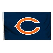 Chicago Bears Tailgate Flag 3x5 NFL Deluxe NFL All Pro Banner