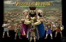 Victory at Hebron: A Redemption Adventure Game 4 PC/Windows, New, CCG card game