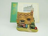 Lilliput Lane Sweet William Collectable Vintage Ornament. With Deeds
