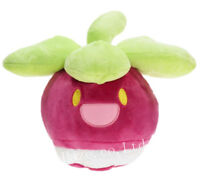 Anime Elf  Pocket Monsters Bounsweet Stuffed Animal Soft Plush Toy Doll For Kids