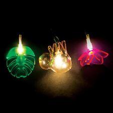 10 Hanging Sloth LED String Lights Home Bedroom Wall Mood Night Light