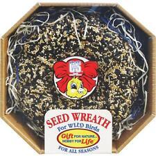 C&S 2.6Lb Bird Seed Wreath