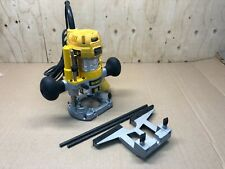 """DEWALT D26204 1/4"""" Combination Plunge and Fixed Base Route - 900W - 110V"""