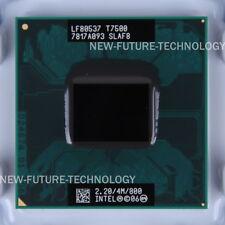 Lots of 10 PCS Intel Core 2 Duo T7500 800 MHz/2.2 GHz 4 MB CPU Processor