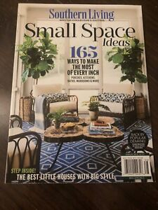 SOUTHERN LIVING SPECIAL COLLECTOR'S EDITION 2021 SMALL SPACE IDEAS