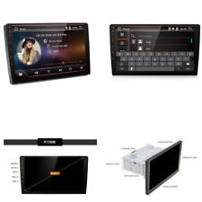 1-Din 9 Inch Android 7.1 GPS FM Wifi 3G/4G OBD Quad-Core Car Stereo Radio Stereo